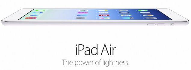 iPad Air – unboxing, opinia, pierwsze wrażenia