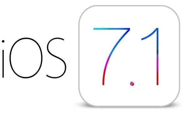 iOS 7.1 – gotowy do pobrania