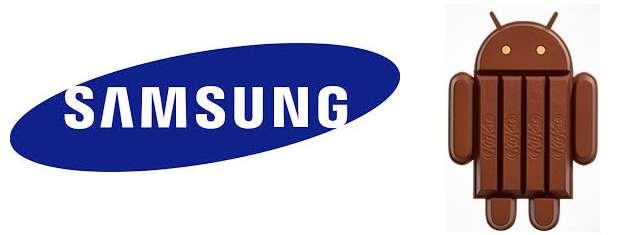 Samsung + KitKat = lista smartfonów Galaxy