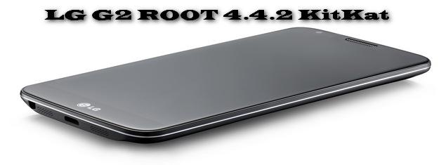 Nowy artykuł – LG G2 ROOT 4.4.2 KitKat – moje doświadczenia