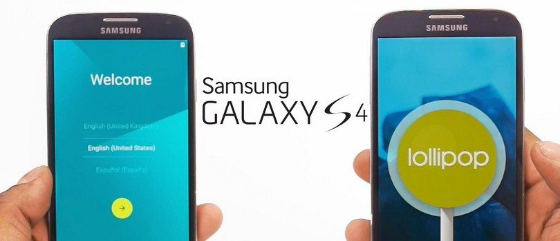 Galaxy S4 – Oficjalny Android 5.0.1 Lollipop – POLAND (XEO)