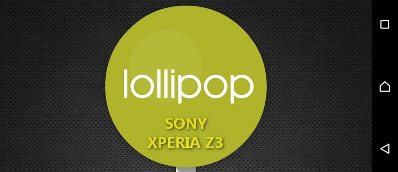 Nowy artykuł — Android 5 Lollipop na Xperii Z3 – wrażenia, opinia