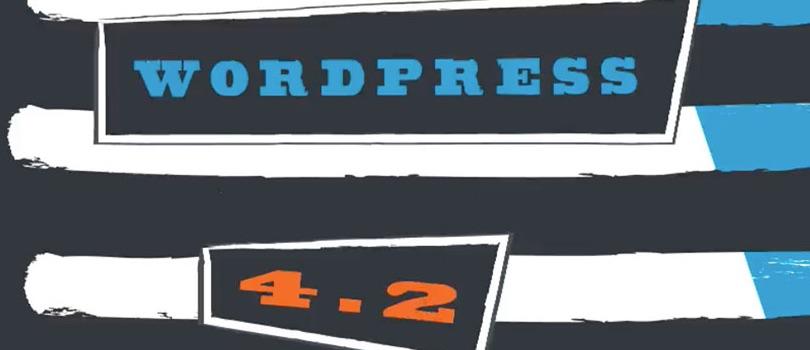 WordPress 4.2 – już jest!