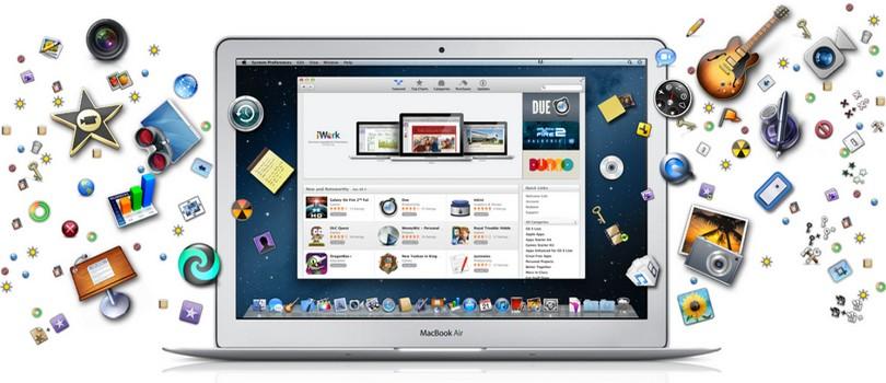 OS X – promocje na aplikacje
