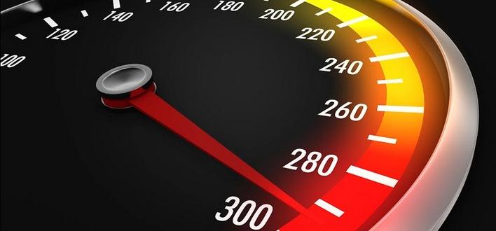 Test prędkości łącza
