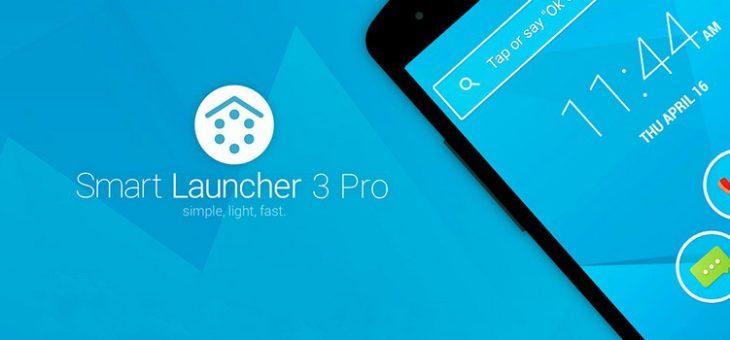 Aplikacja za 50 groszy – Smart Launcher Pro 3