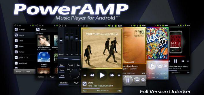 Aplikacja za 50 groszy – Poweramp Full Version