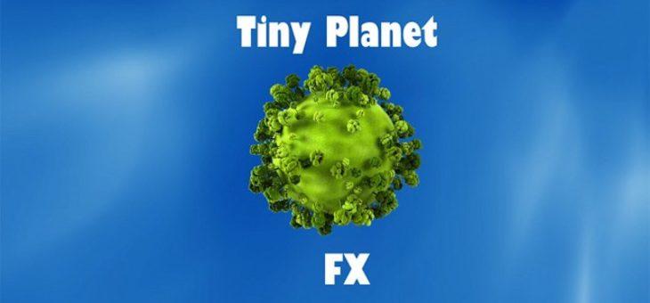 Aplikacja za 50 groszy – Tiny Planet FX Pro
