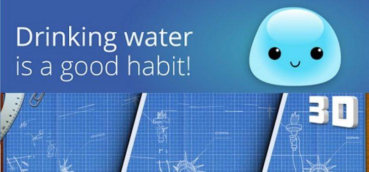 Aplikacja za 50 groszy – Blueprint 3D i Water Time Gold