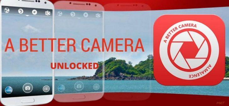 Aplikacja za 50 groszy – A Better Camera Unlocked
