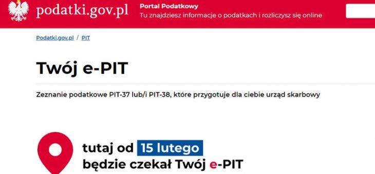 Rozliczanie PIT'ów za 2018